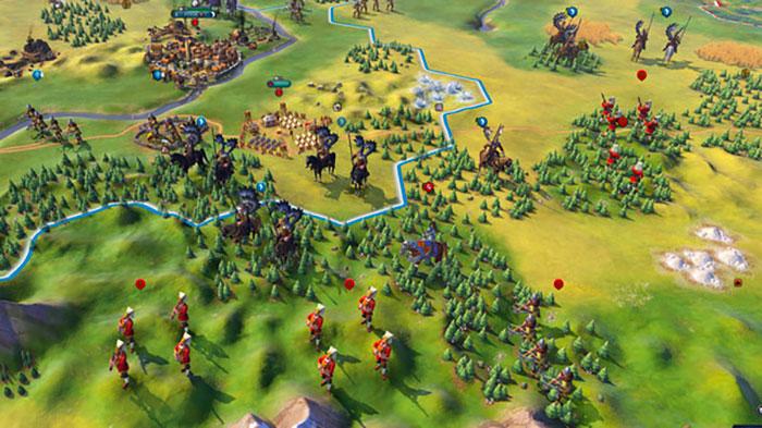 Devinez quoi ? Civilization VI va avoir droit à un mode battle royale !