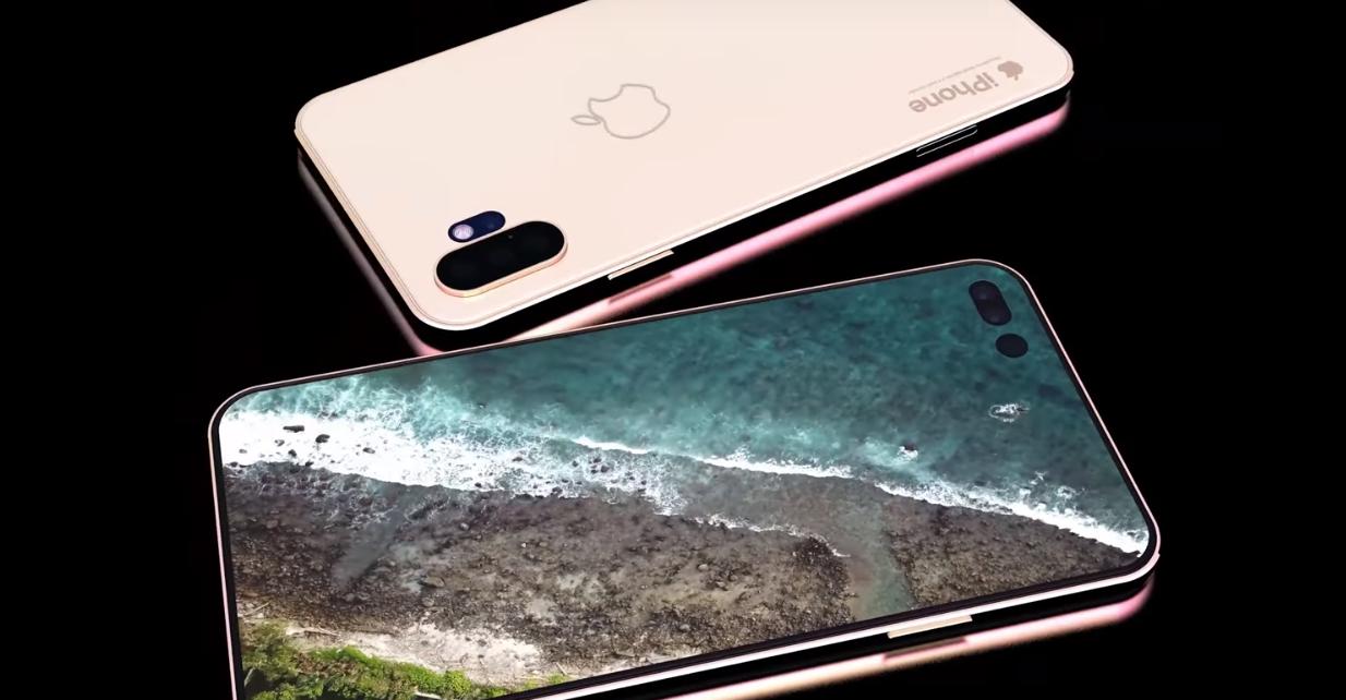 L'iPhone de 2020 se paye un très beau concept