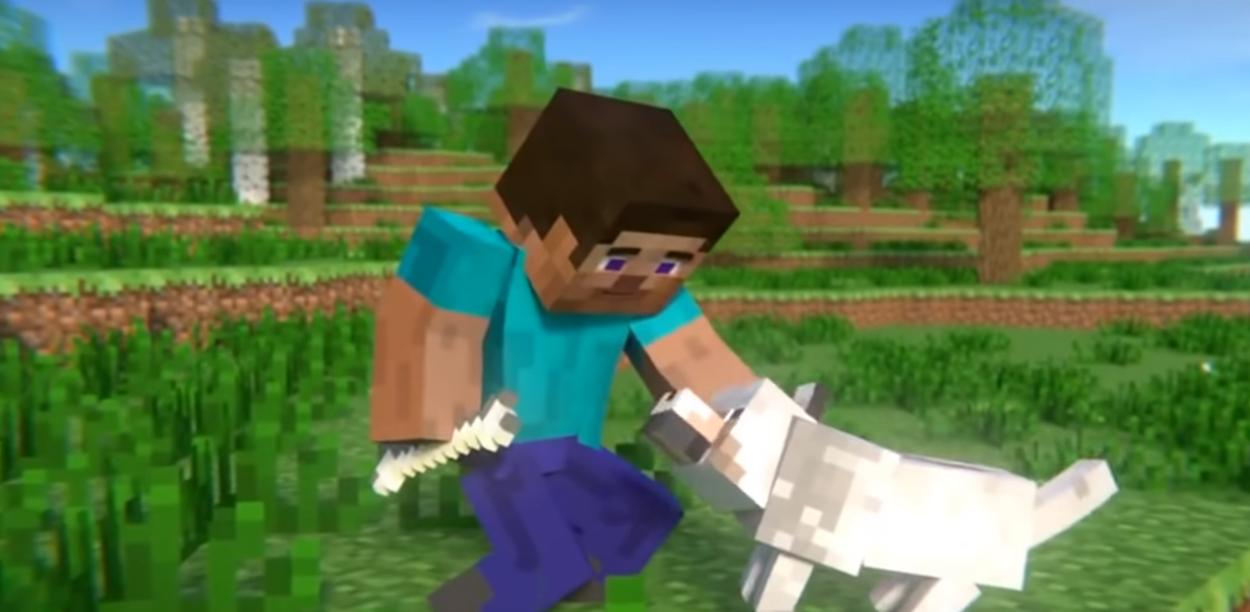 Minecraft rencontres animation