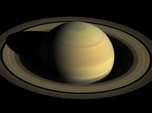 Saturne dans toute sa splendeur