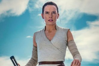 Rey dans Star Wars 9 The Rise of Skywalker