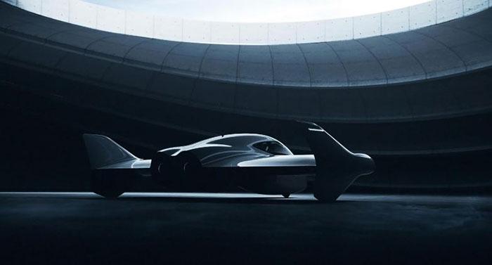 Boeing et Porsche travaillent ensemble sur la conception d'une voiture volante premium