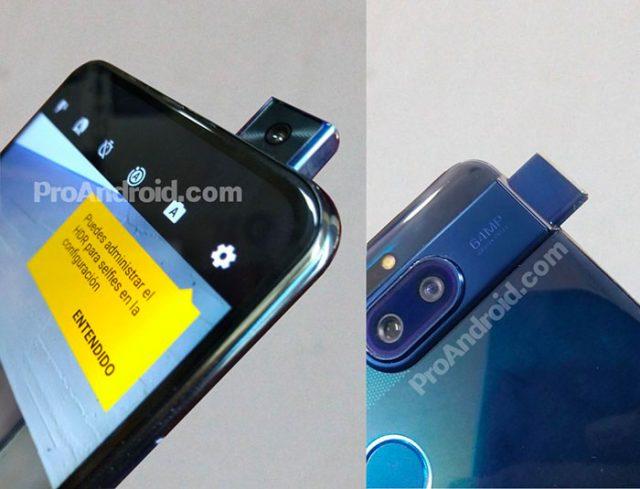 Le Motorola One Hyper et sa caméra frontale rétractable