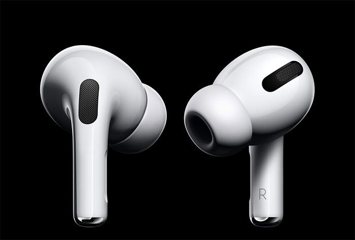 Apple a officialisé les AirPods Pro