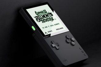 L'Analogue Pocket en version noire