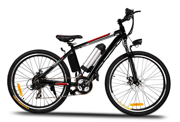 L'Ancheer 26 pouces toujours à 501 €, un prix canon pour un vélo électrique solide