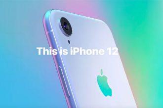 Concept iPhone 12