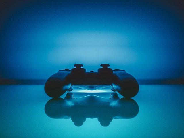 Un contrôleur de Playstation