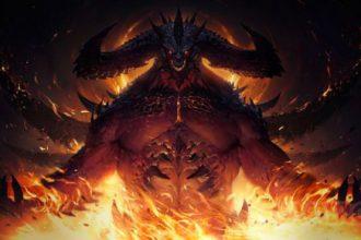 La jaquette de Diablo