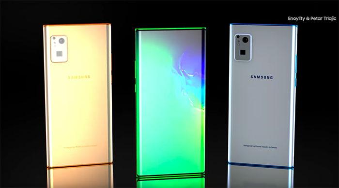 Ce Galaxy S11 ne va sans doute pas faire l'unanimité