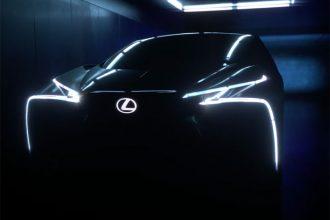 La Lexus LF-30 et son design futuriste