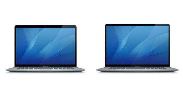 Un visuel du MacBook Pro 16 pouces