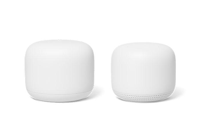 Le Google Nest WiFi est arrivé en France