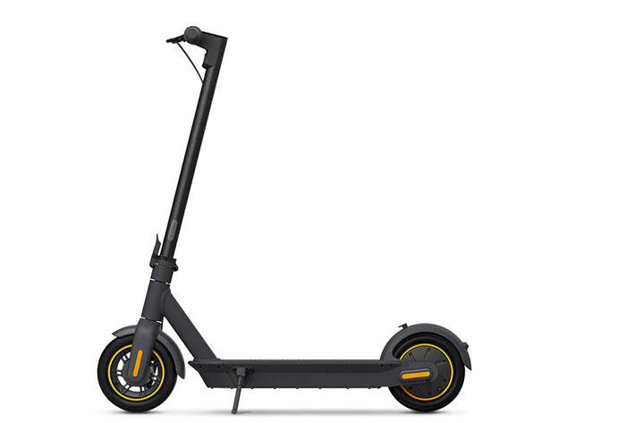 La Ninebot Max G30.