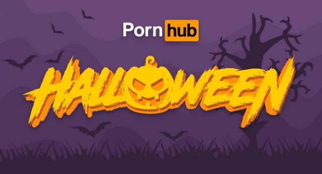 Pornhub Halloween 2019 : image 1v
