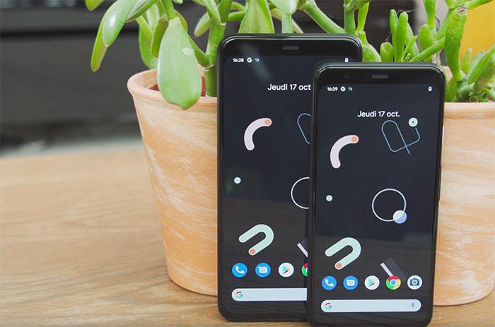 Google a commencé à déployer la mise à jour de novembre sur le Pixel 4, avec un correctif pour l'écran