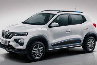 La Renault K-Z2 a un look très actuel