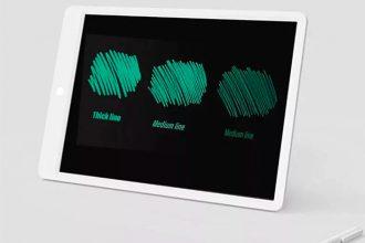 Xiaomi a une tablette pensée pour le dessin et l'écriture