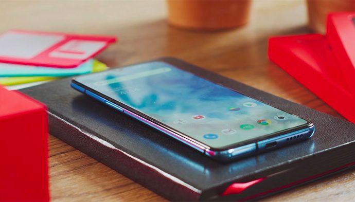 L'écran du OnePlus 7T