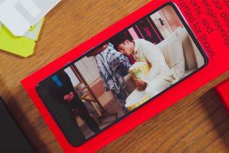 Une vidéo lancée sur le OnePlus 7T