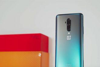 Le Haze Blue, la nouvelle couleur du OnePlus 7T Pro