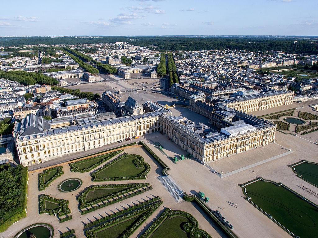 Plus besoin de faire la queue, Google vous propose de visiter le Château de Versailles en réalité virtuelle