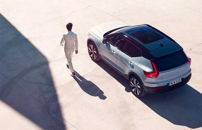 Volvo annonce le XC40 Recharge, le premier modèle 100 % électrique
