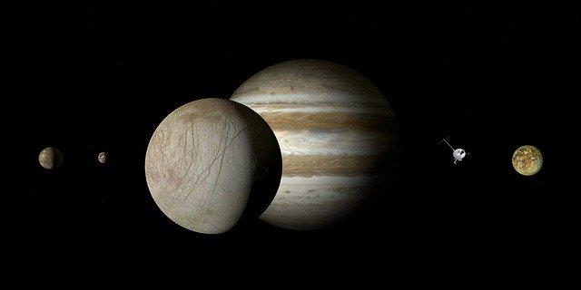 Il y aurait plus d'eau que prévu sur Jupiter