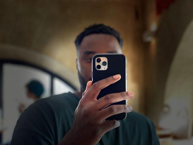 Portrait iPhone 11 Pro Max 2