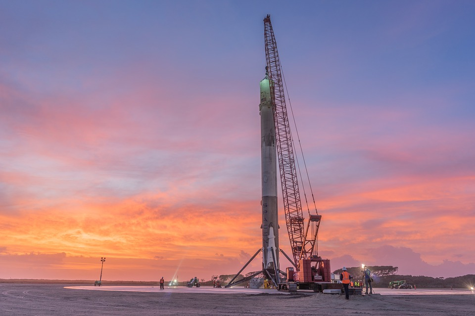 Nouveau test de lancement réussi pour SpaceX ce dimanche