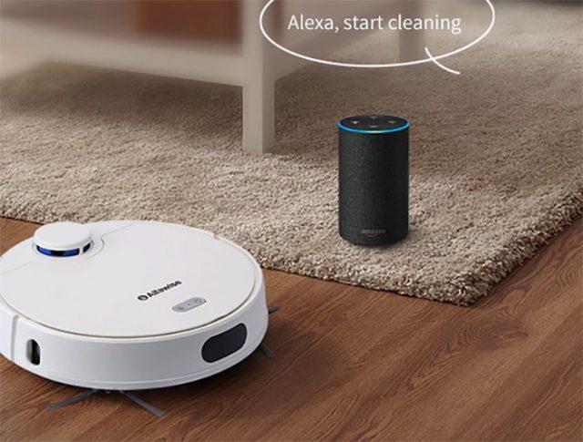 L'Alfawise V10 Max est compatible avec Alexa