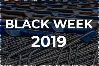 La Black Week 2019, c'est parti !