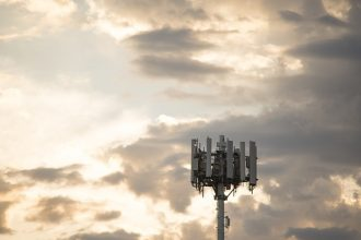 Une antenne 4G