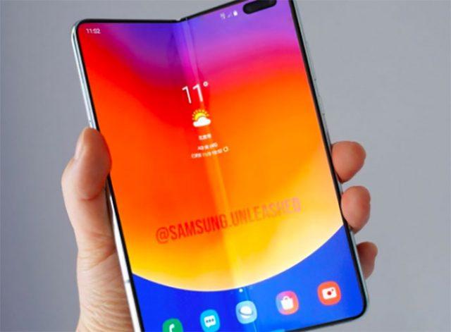 N'est-il pas beau ce Galaxy Fold 2 ?