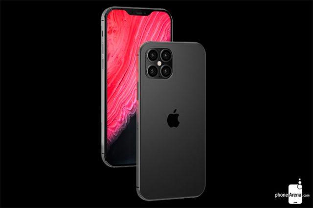 L'iPhone 12 devrait être un peu plus anguleux.