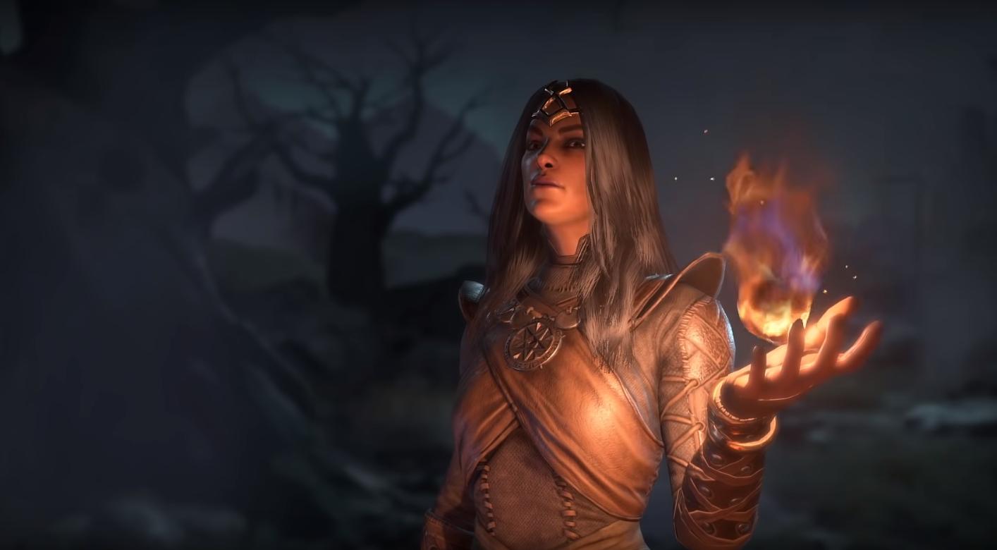 Il y aura apparemment 5 classes en tout dans Diablo 4… pour commencer