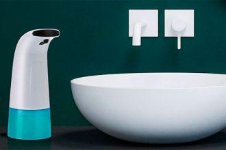 Le distributeur de savon de Xiaomi