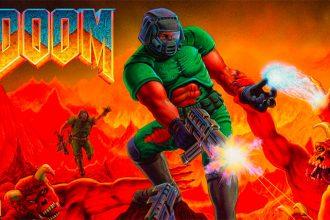La jaquette de Doom