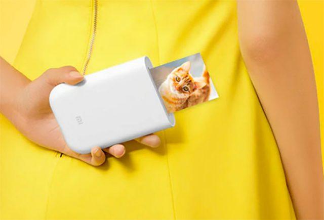 Xiaomi fait aussi dans l'imprimante de poche