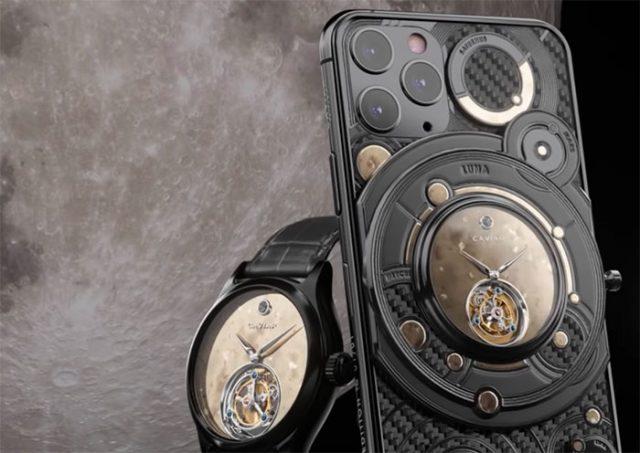iPhone 11 Pro Caviar