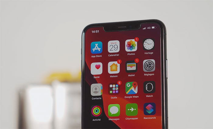 Des infos sur la 5G des iPhone 12