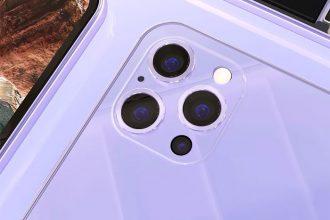 Un concept d'iPhone 12 aux couleurs acidulées