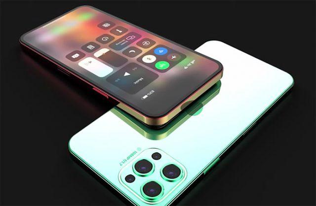 Un iPhone 12 Pro imaginé à partir des dernières rumeurs en date