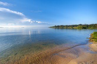 Lac Victoria Ouganda