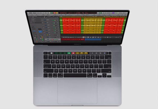 Le MacBook Pro 16 pouces est officiel