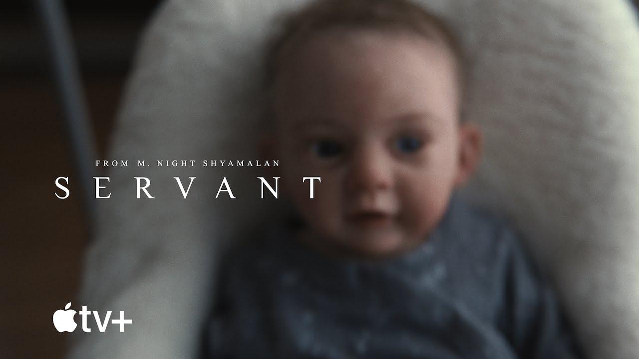 Servant, série Apple TV+ crée par M. Night Shyamalan (Sixième Sens), dévoile son trailer horrifique
