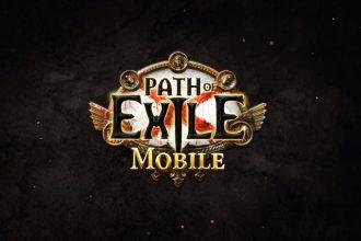Path of Exile 2020 sur mobile