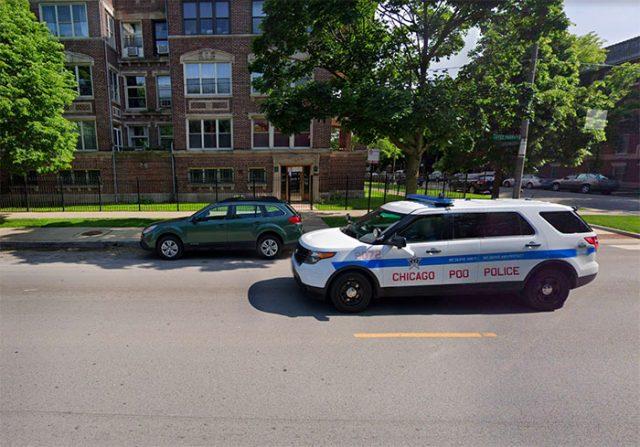 Tiens, une patrouille de la Poo Police de Chicagoi (capture écran)