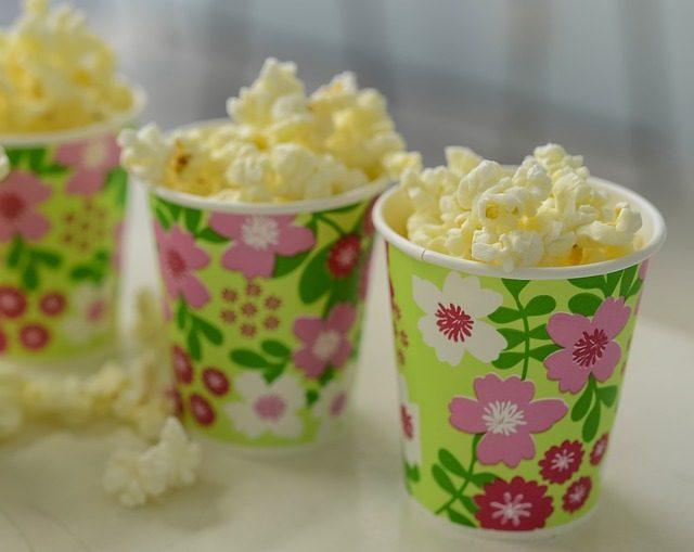 On a tous besoin d'un peu de popcorn dans la vie