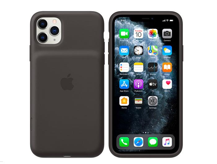 Les iPhone 11 ont désormais leur Smart Battery Case